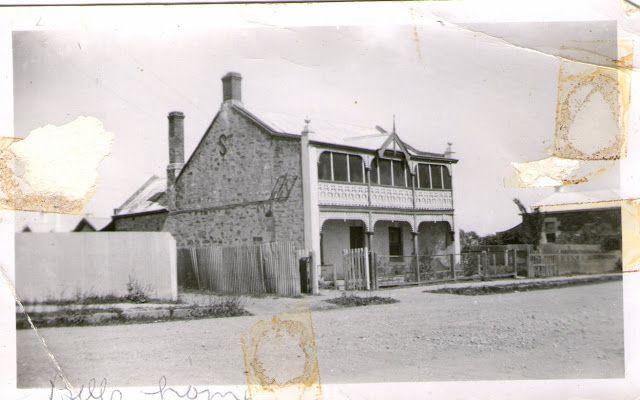 The History of Kapunda: Kapunda: Then and Now - 8 Beck Street
