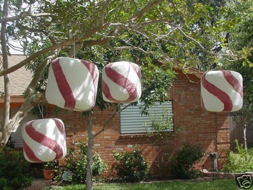 Yard Candy Designs: 20+ Best Ideas About Candy Christmas Decorations On