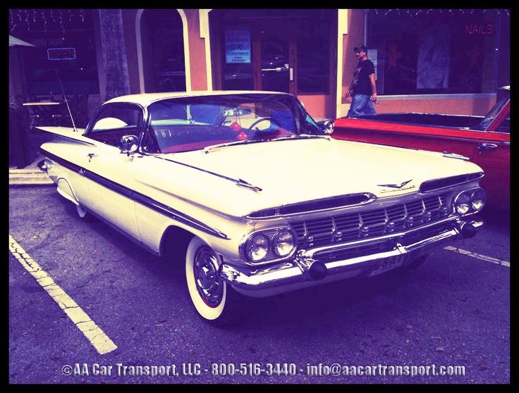 Classic Car Show - Hollywood, FL by AA Car Transport, LLC.
