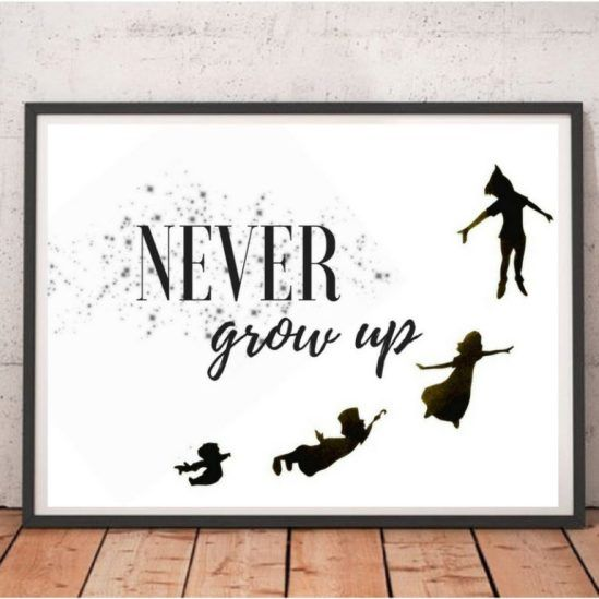 Peter Pan Quotes: Best 25+ Peter Pan Quotes Ideas On Pinterest