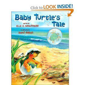 { Printable Sea Turtle Craft }