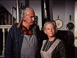 Will Geer and Ellen Corby in The Waltons (1971)