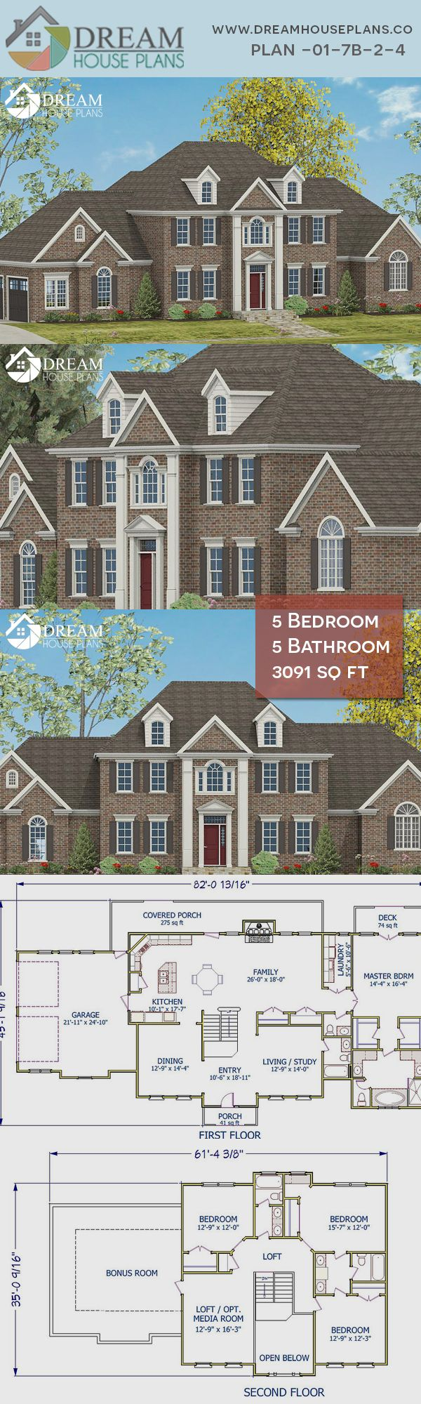 Dream House Plans Best Southern Living Family 20 Bedroom, 20 Sq ...