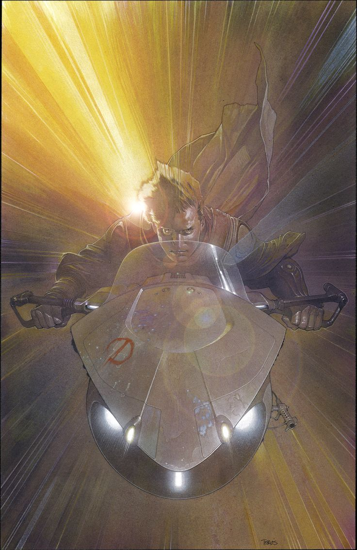 KOTOR 2 by Travis Charest (Canada)