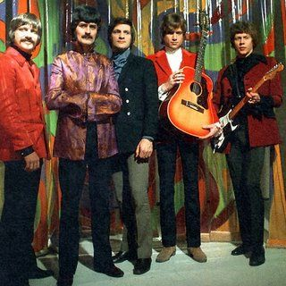The Moody Blues:  Red is gray and yellow, white / But we decide which is right / And which is an illusion