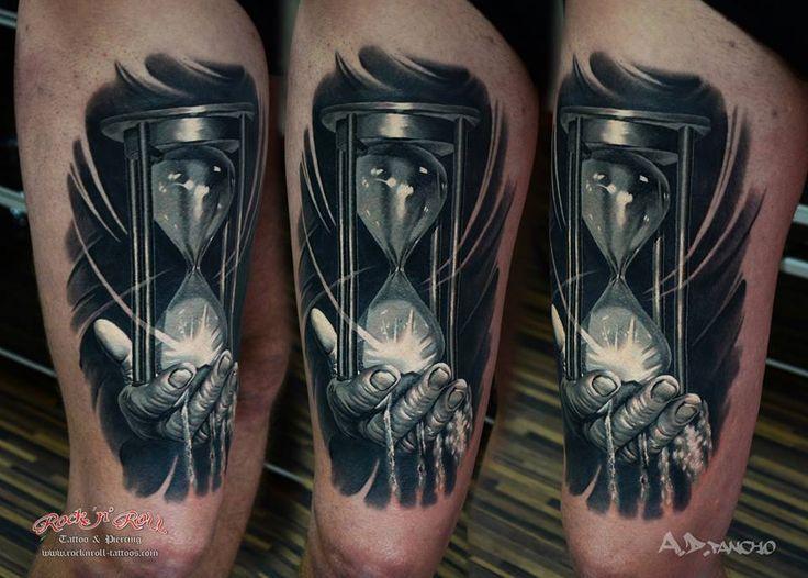 Hourglass tattoo vorlage  65 besten Tattoo Hourglass + Skull Bilder auf Pinterest | Tattoo ...