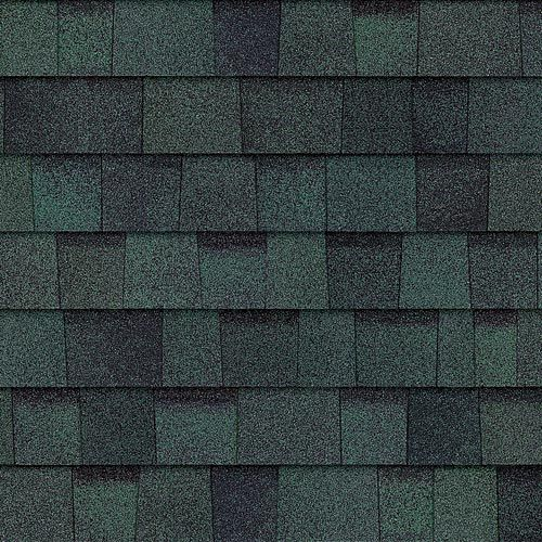 Owens Corning TruDefinition Duration Shingles - Chateaugreen