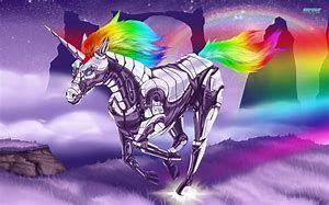Image result for Rainbow Unicorn Attack