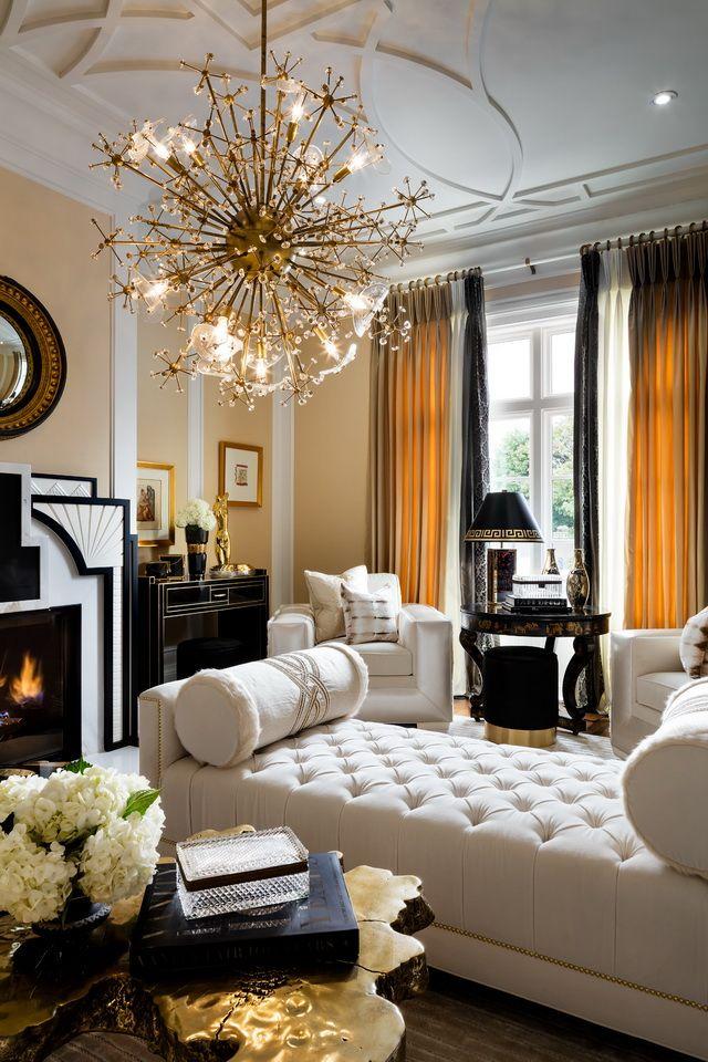 Cool Designer Alert Lori Morris Interior Design Living Room