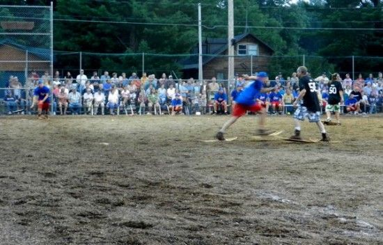 Ever Heard Of Snowshoe Baseball? | Ford Manchester NH