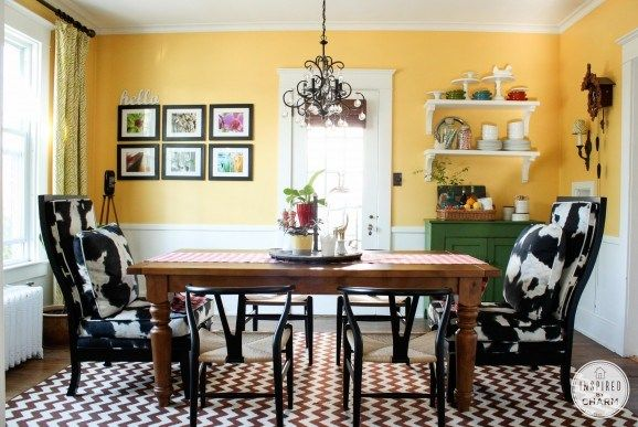 15 best images about dining rooms on pinterest Cheerful colors to paint a room