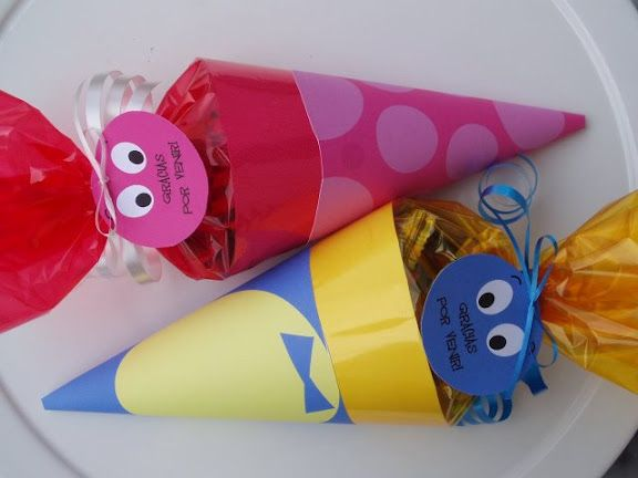 Backyardigans Party Favors