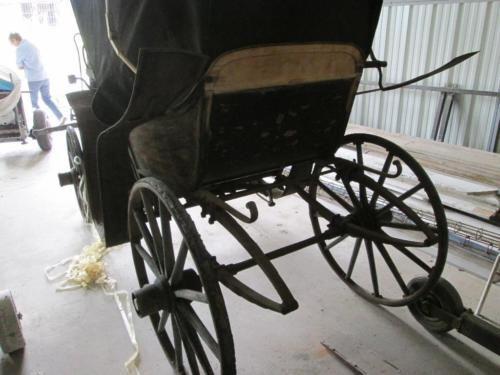 Sehr alte antike Kutsche in Baden-Württemberg - Wyhl | Pferdesättel gebraucht günstig kaufen | eBay Kleinanzeigen