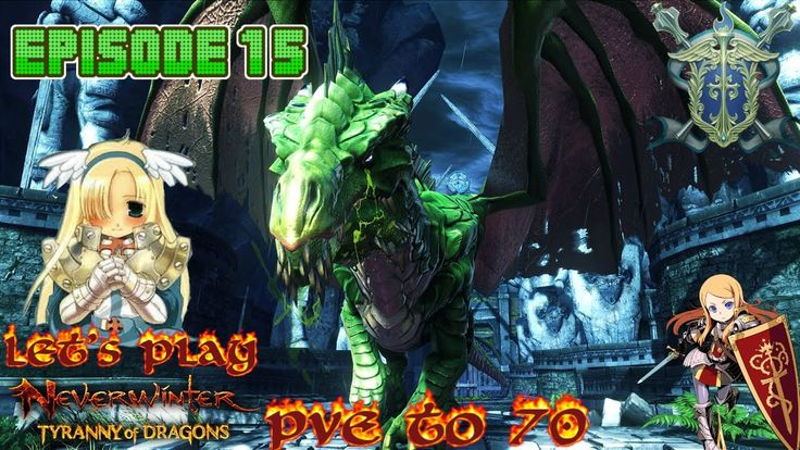 First heroic encounter - Neverwinter Xbox one paladin PvE to 70 episode 15