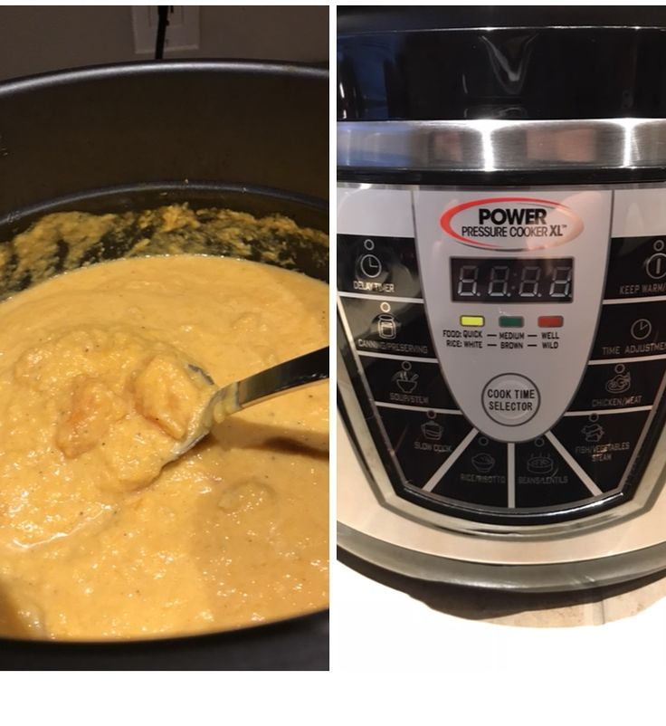 Oh My! This butternut squash soup is out of this world. I made it in my power pressure cooker XL. Done in just 10min.  Recipe:  www.facebook.com/naturalgrenllc  Janette Reyes-Heath Holistic Nutrition Coach  Be Healthy and Wise!  #vegan, #vegetarian, #buternutsquash, #plantbased, #antiinflammatory, #powerpressurecookerXL
