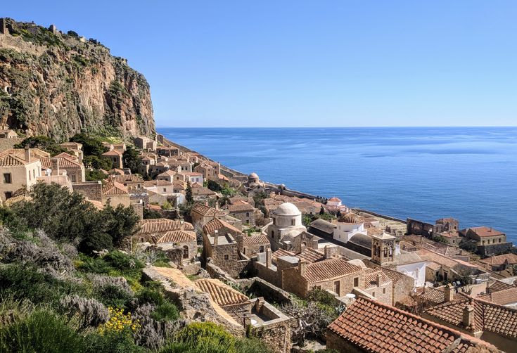 #Monemvasia, a charming destination in #Greece