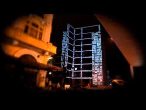 Visualized urban spaces Emporiou Square (b) - YouTube