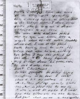 Zodiac Killer, Debut of Zodiac Letter Page 2