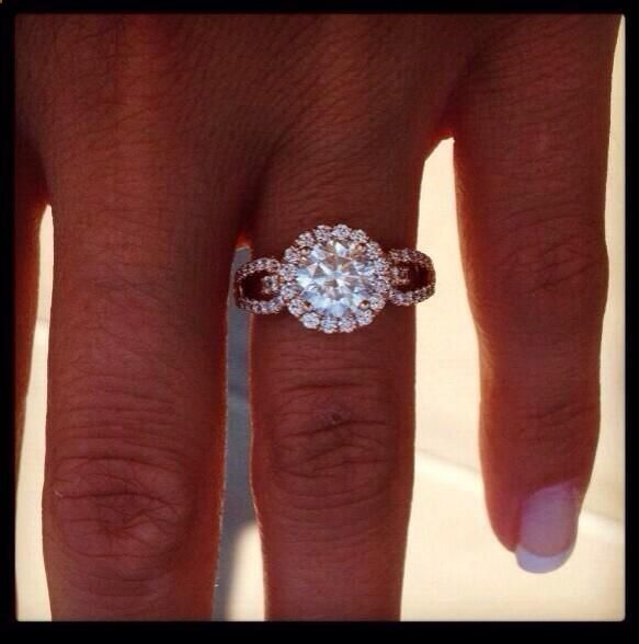 Doesn't even have to be a wedding ring! I would take it for my birthday, thanksgiving, Christmas, Labor Day (;