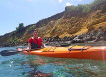 COMUNICAIR | TURISMO | Kayak de Mar | Baía da Praia