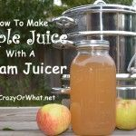 How To Make Apple Juice With A Steam Juicer~SelfReliantSchool.com