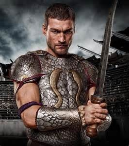 Spartucus/Andy Whitfield