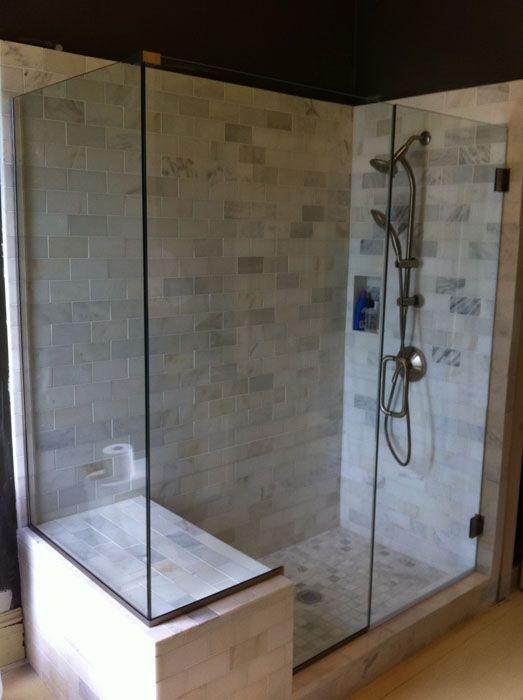 205 Best Glass Shower Doors Images On Pinterest Bathroom Ideas