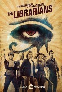 Сериал Библиотекари 3 сезон The Librarians смотреть онлайн бесплатно!