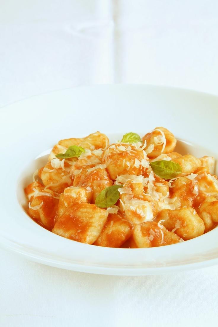 ... with Tomato Sauce on Pinterest | Gnocchi, Lasagne and Smitten kitchen