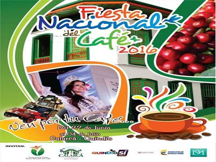 En Vacaciones al Eje Cafetero, Ven conoce y disfruta de las Fiestas del Café del 22 de Junio al 04 de Julio