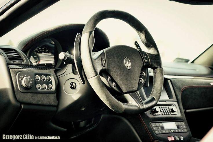 Test #Maserati #McStradale by Grzegorz Ciźla.