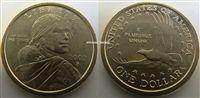 2002-P Uncirculated Sacagawea Dollar