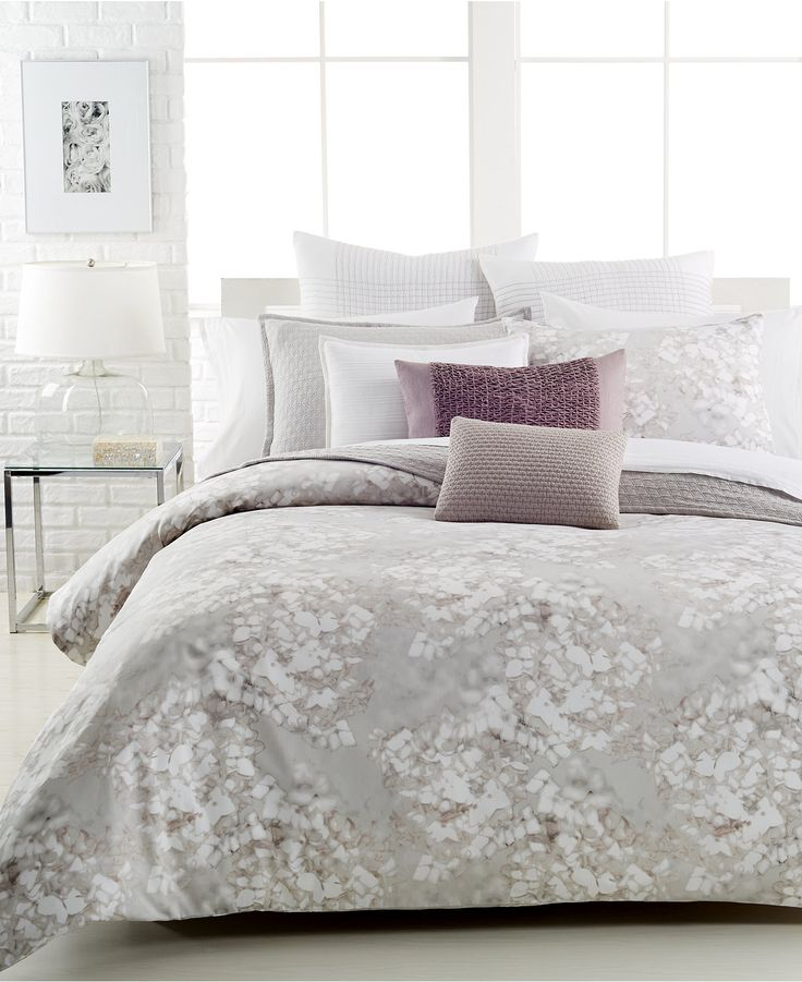 Vera Wang Water Flower Collection Bedding Collections