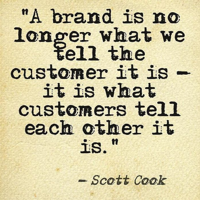 That's the right explanation of branding. So if you want to brand yourself in a make sure to serve people in a positive way.