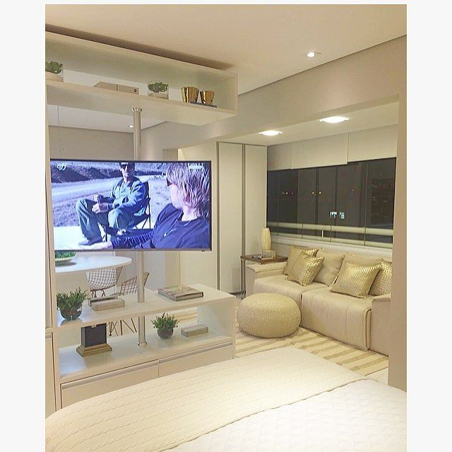 By @moniserosaarquitetura #arquitetura #decor #arquiteturadeinteriores  #bedroom #hometheater #home #. Design StylesBedroomsDecorationHome ... Part 90