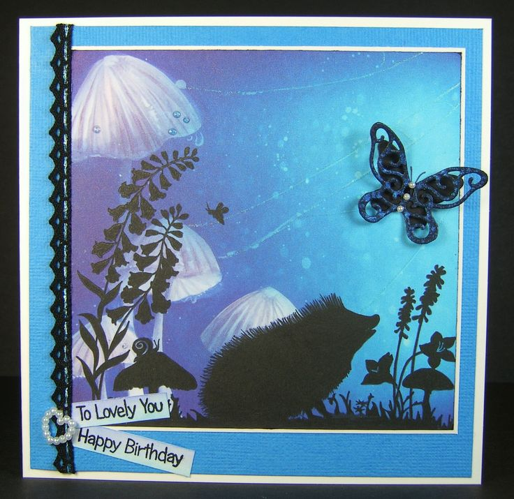 Designed by Allison Hugill using Little Claire Whisper a Wish digi stamp