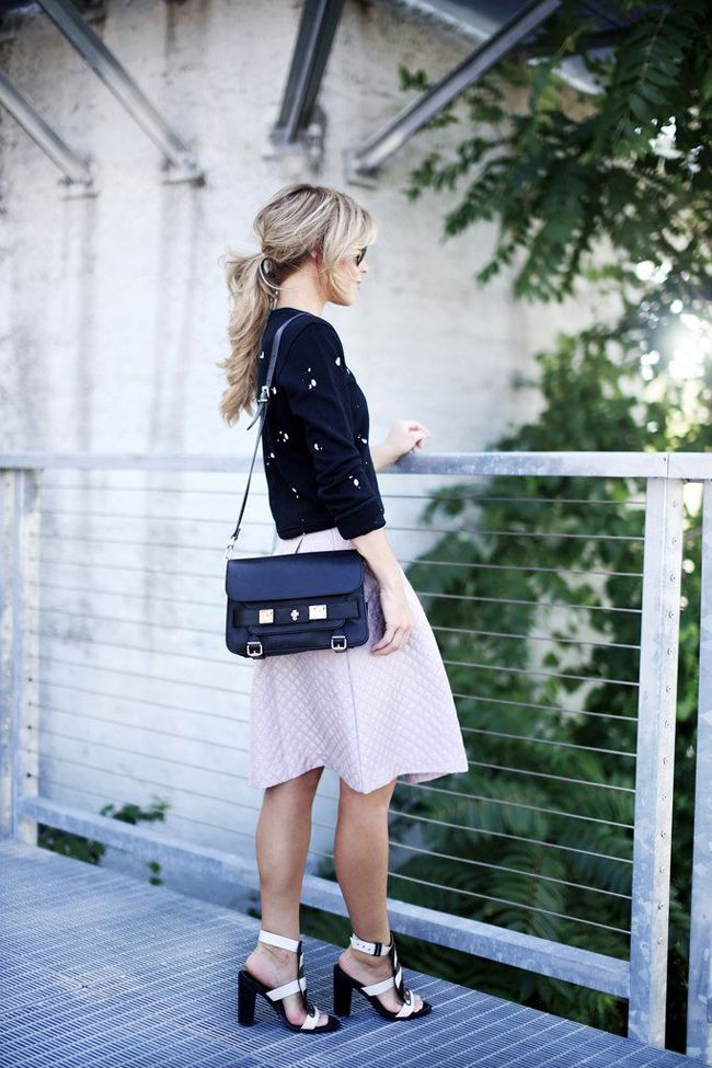Layering for early fall fashion 2014 - http://fabyoubliss.com/2014/09/02/10-layering-looks-for-early-fall-fashion-2014