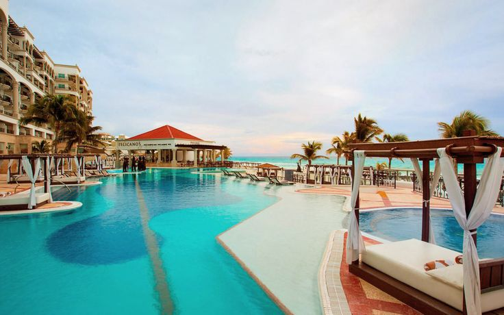 Hyatt Zilara Cancun | Planning a trip to Cancun? These amazing all-inclusives will make your vacation stress-free.