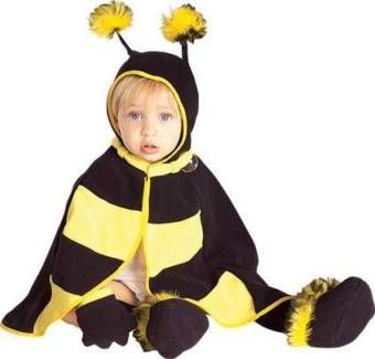 Kids Costumes Lil Bee Infant Dress Up Suit 3-12 Months NEW |     From Green Ant Toys Online www.greenanttoys.com.au