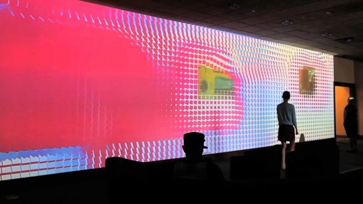 Interactive Projection with User Interaction