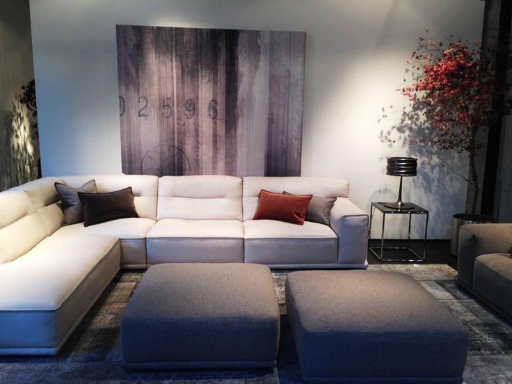 23 best mid century sofa images on pinterest mid century for Canape natuzzi