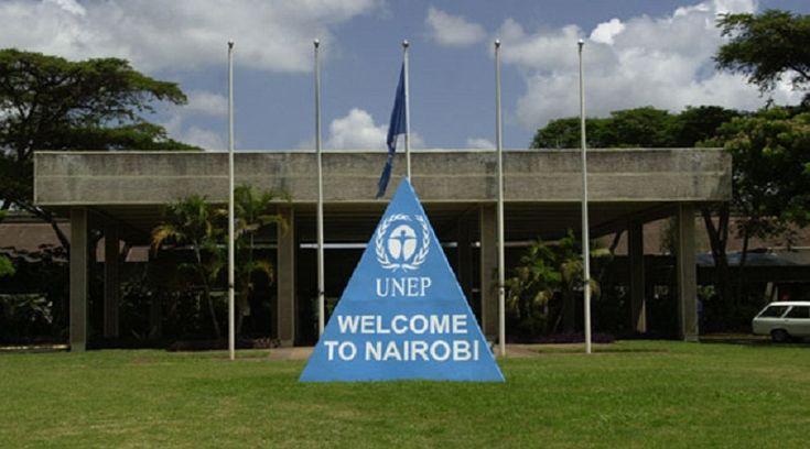United Nations Environment Programme (UNEP) Champions of the Earth Internship Program at Nairobi, Kenya.