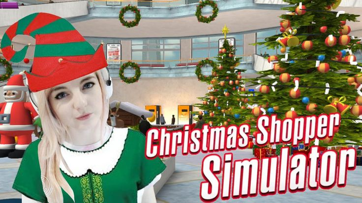 Crazy Christmas Shopping Simulator