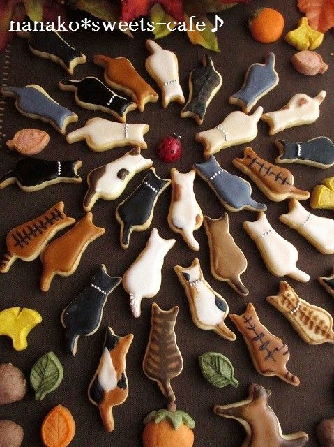 キュートすぎる!可愛いアイシングクッキー7選