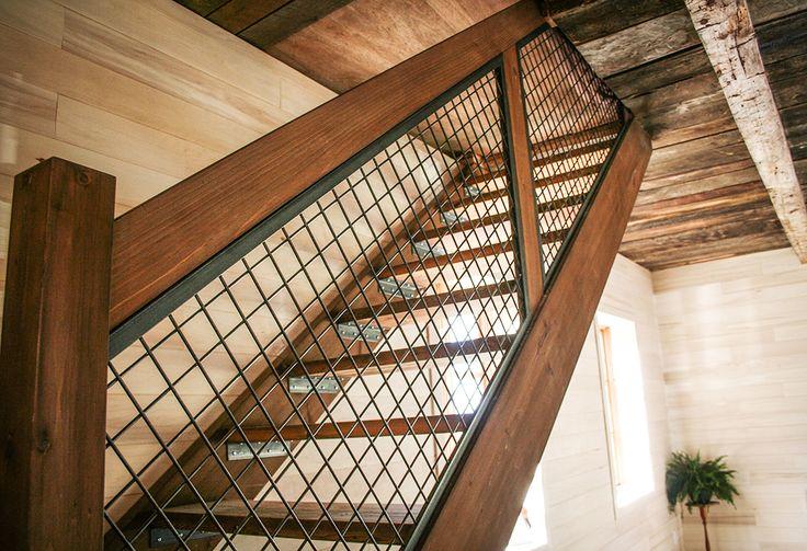 best 25 rampe escalier ideas on pinterest rambarde d. Black Bedroom Furniture Sets. Home Design Ideas