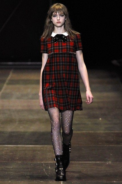 Saint Laurent - www.vogue.co.uk/fashion/autumn-winter-2013/ready-to-wear/saint-laurent/full-length-photos/gallery/950341