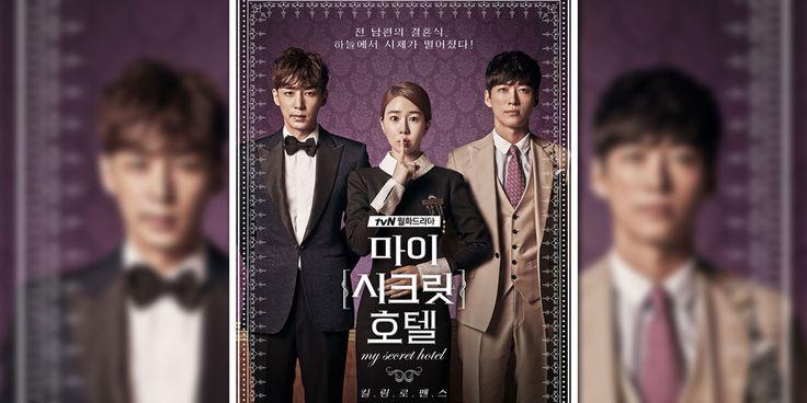 K-Drama My Secret Hotel