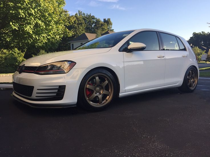 My Suspension Journey - Page 2 - GOLFMK7 - VW GTI MKVII Forum / VW Golf R Forum / VW Golf MKVII Forum