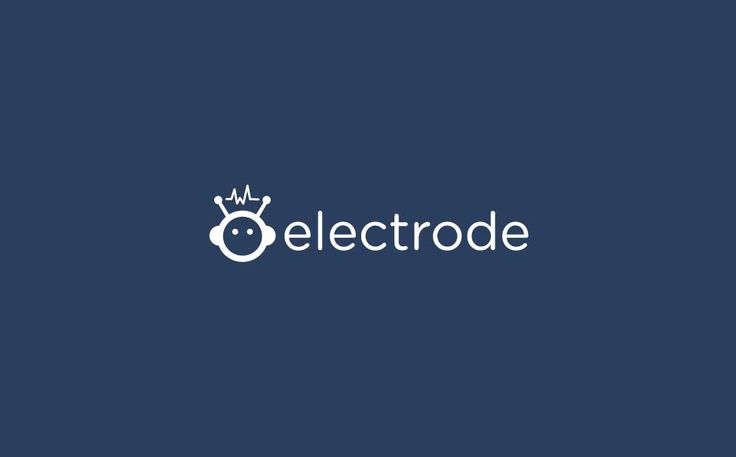 Logo design for Electrode by Sincretix. The product is a technical framework for web and mobile applications. It's a platform that makes it easier for web/mobile engineers to build more sophisticated and enterprise web/mobile applications.