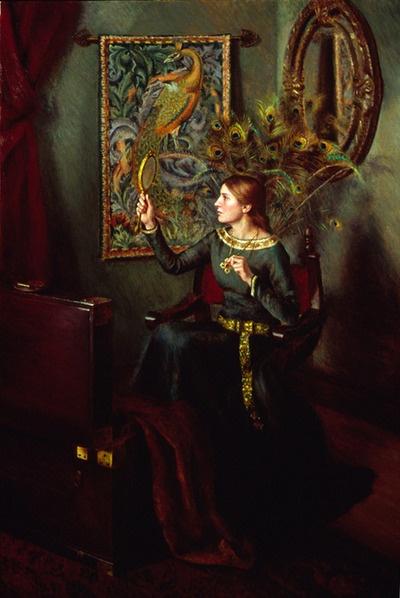 Allegory of Vanity by Dristine Diehl: